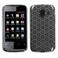 BasAcc T-clear Hexagon Candy Skin Case for Huawei U8665 Fusion 2
