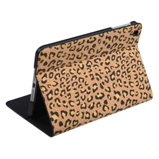 BasAcc Leopard Skin MyJacket with Card Slot for Apple iPad Mini