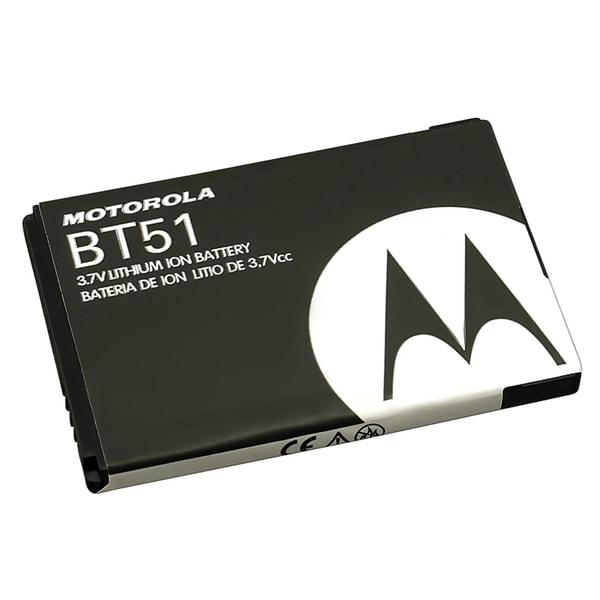 Motorola W755/ W385 Standard Battery [OEM] BT51/ SNN5814A (A)