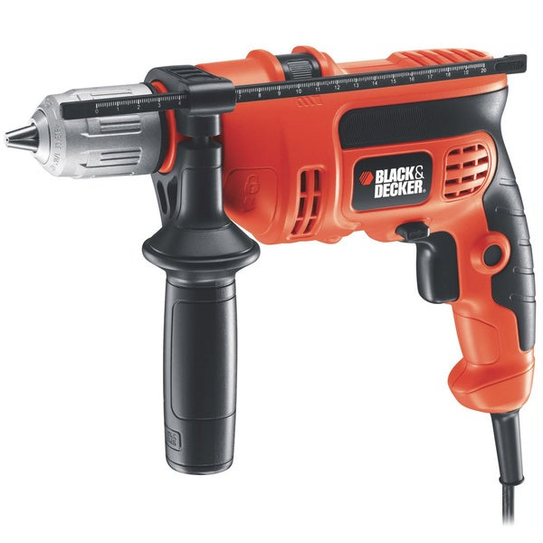 Black & Decker DR670 6.0-Amp 0.5-inch Electric Hammer Drill