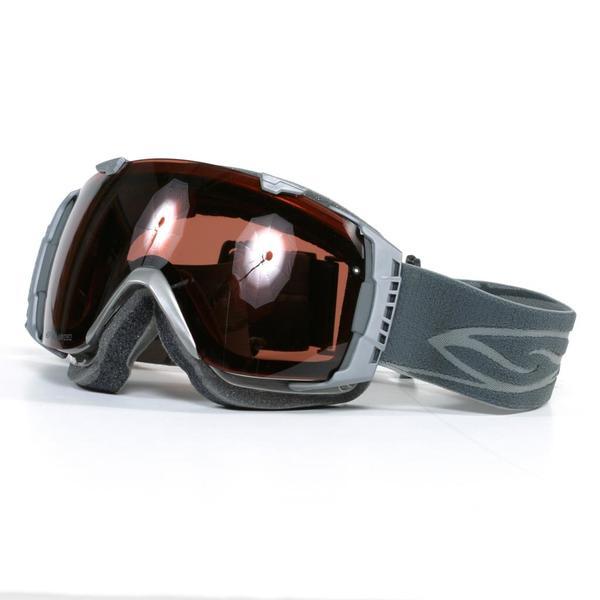 Smith I/O Vaporator Goggles in Chrome with Sensor Mirror Lenses