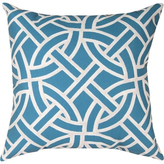Inner Circles 18-inch Reversible Pillows (Set of 2)