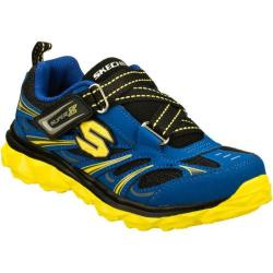 Boys' Skechers Mighty Flex Sproom Blue/Yellow