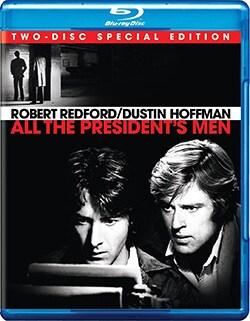 All The President's Men (Blu-ray Disc)