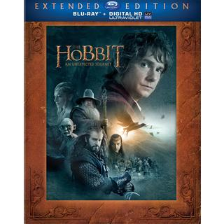 The Hobbit: An Unexpected Journey - Extended Edition (Blu-ray Disc)