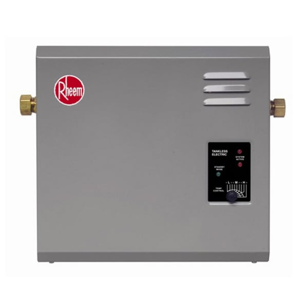 Rheem 'RTE 27' 5 GPM Electric Tankless Water Heater