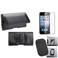 BasAcc Anti-slip Mat/ Braided Pouch 2801 for Apple� iPhone 5