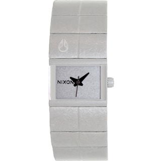 Nixon Men's 'Cougar' Grey Dial Watch