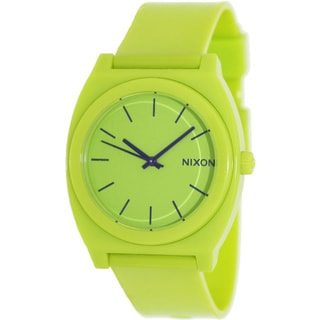 Nixon Men's 'Time Teller' Green Watch