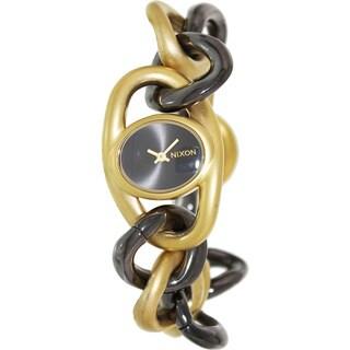 Nixon Women's 'Alice' Two-tone Stainless Steel Watch