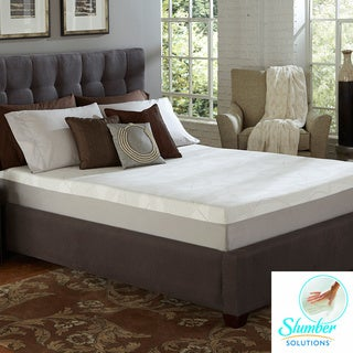 Slumber Solutions Choose Your Comfort 10-inch Queen-size Memory Foam Mattress