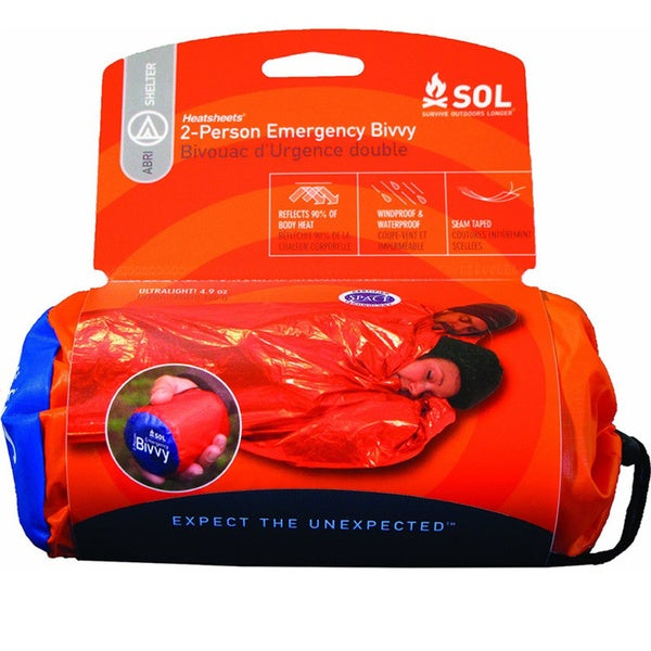 AMK SOL 2-Person Emergency Bivvy