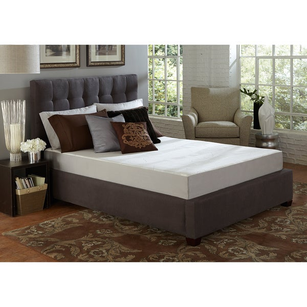 Slumber Solutions Choose Your Comfort 8-inch Full-size Memory Foam Mattress