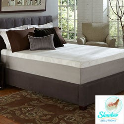 Slumber Solutions Choose Your Comfort 14-inch Twin-size Memory Foam Mattress