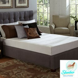 Slumber Solutions Choose Your Comfort 8-inch Queen-size Memory Foam Mattress