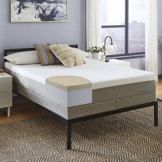 Slumber Solutions Choose Your Comfort 12-inch King-size Memory Foam Mattress