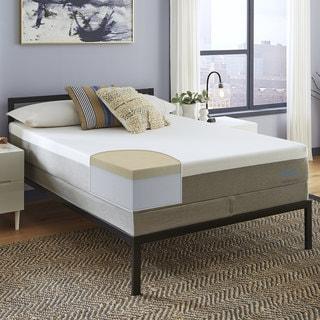 Slumber Solutions Choose Your Comfort 12-inch King-size Memory Foam Mattress