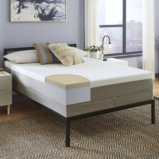 Slumber Solutions Choose Your Comfort 12-inch Twin-size Memory Foam Mattress