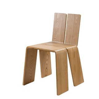 Contempo Natural Finish Dining Chair