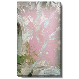 Studio Works Modern 'Lily Bloom' Gallery Wrapped Canvas