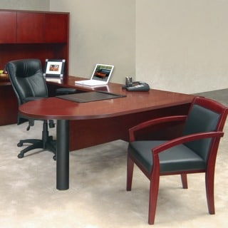 Mayline Brighton 5 Piece Desk 13101104 Overstock Com