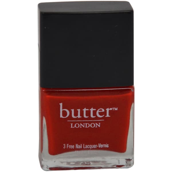 Butter London Come To Bed Red Nail Polish
