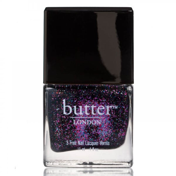 Butter London The Black Knight Nail Polish