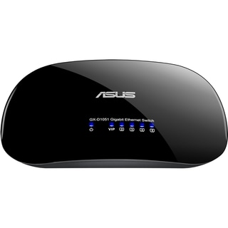 Asus 5-Port 10/100/1000Mbps Desktop Switch with Green Network