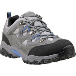 Men's Propet Quest Pewter/Blue