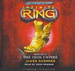 The Iron Empire: Library Edition (CD-Audio)