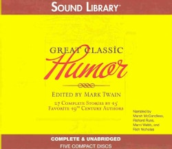 Great Classic Humor (CD-Audio)