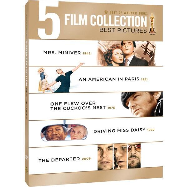 Best of Warner Bros. 5 Film Collection: Best Pictures (DVD)