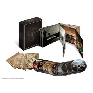 The Elder Scrolls Anthology (PC)