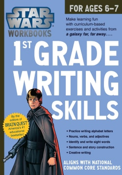 Star Wars 1st Grade Writing, for Ages 6-7 (Paperback)