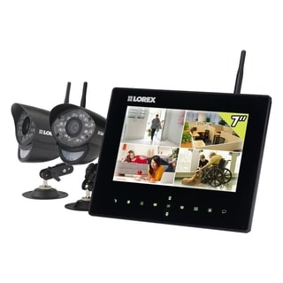Lorex SD7+ Wireless Video Monitoring System