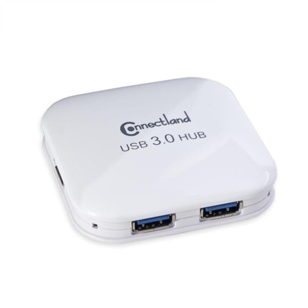 SYBA Multimedia USB 3.0 4-port Hub