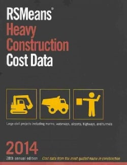 RSMeans Heavy Construction Cost Data 2014 (Paperback)