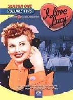 I Love Lucy: Season One Vol. 2 (DVD)