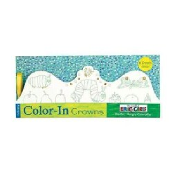 The Very Hungry Caterpillar Color-In Crowns (Toy)