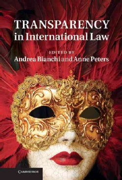 Transparency in International Law (Hardcover)