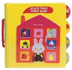 Jojo's First Word Book (Board book)