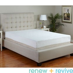 Renew and Revive Sienna Latex 11-inch Full-size Mattress