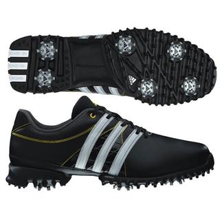 Adidas Men's Tour 360 Lite Black Golf Shoes