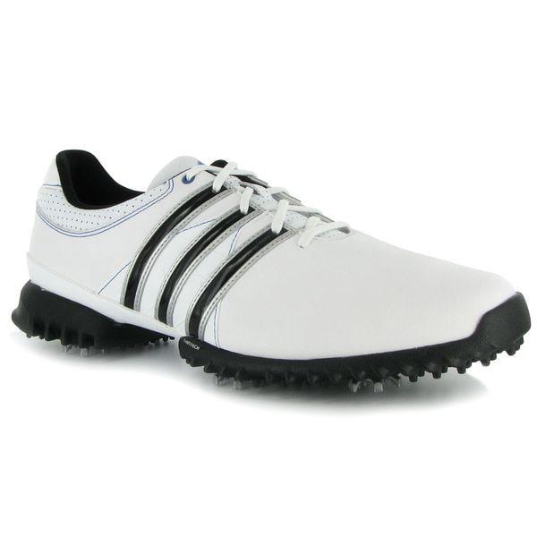 Adidas Men's Tour 360 Lite White Golf Shoes