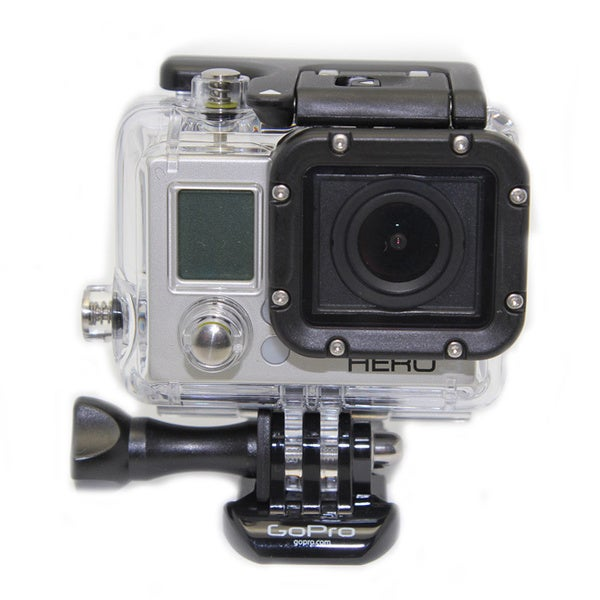 GoPro Hero3 White Edition Wi-Fi Waterproof Action Camcorder