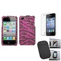 BasAcc Screen Protector/ Anti-slip Mat/ Case for Apple iPhone 4/ 4S