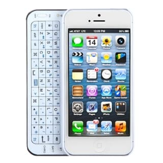 BasAcc Backlight Bluetooth Wireless Keyboard for AppleiPhone 5