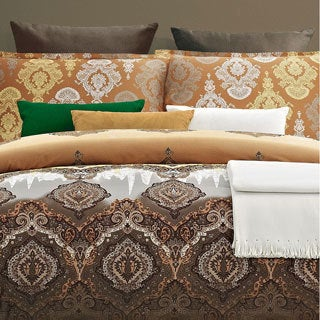 EverRouge Dubai 7pc cotton duvet set