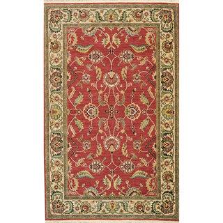 Karastan Ashara Agra Red Rug (5'9 x 9')