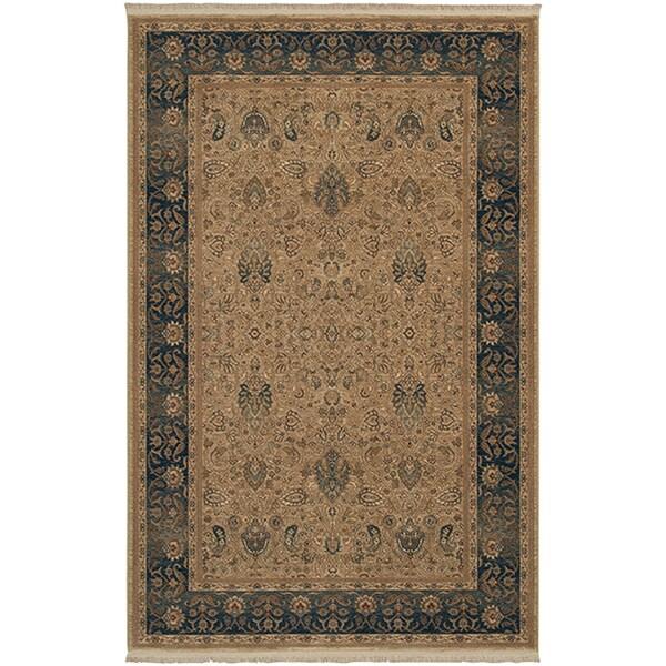 Original Karastan Persian Garden Rug (5'9 x 9')